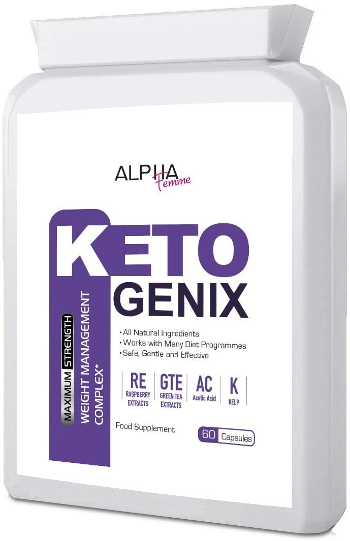 alpha femme keto genix
