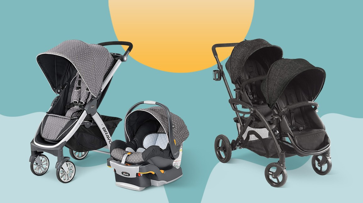 Know the great advantages of car seat strollers