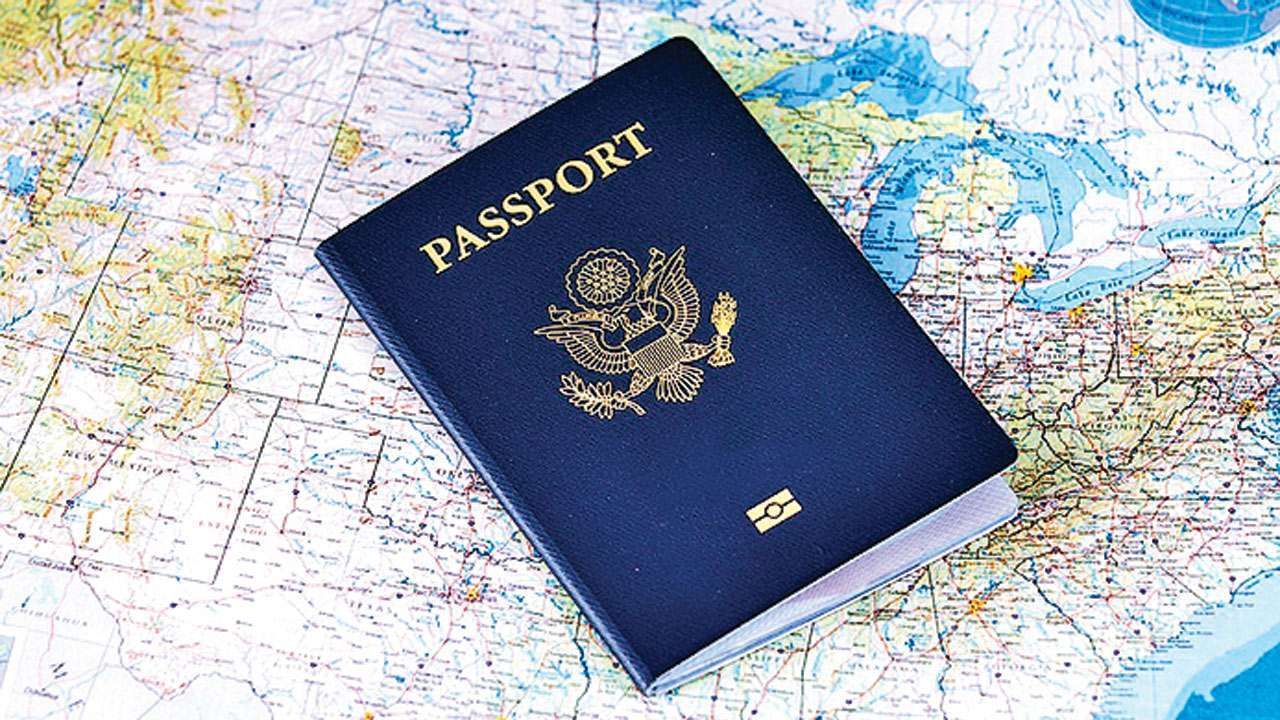 What is the process of British National Overseas Passport?
